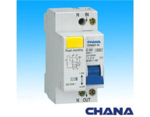 CA30LE-32 (RCBO) RCCB With Overcurrent Protection