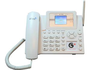 3G Fixed Phone with Color LCD