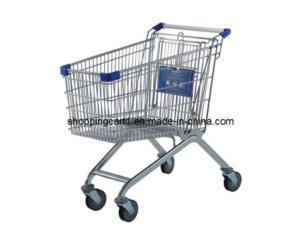 European Style Shopping Trolley  (XYT-145)