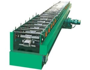Square Down Pipe Roll Forming Machine