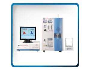 Infrared Combustion Carbon - Sulphur Analyzer