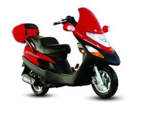 125CC Scooter (Postdoctoral SKS125-1)