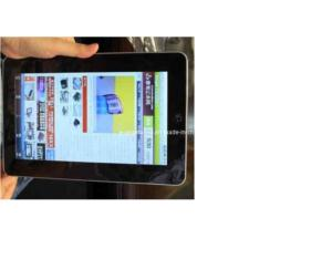 Tablet PC (ZTC-180)