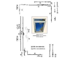 PVC Tilt & Turn Mechanism Series (N99)