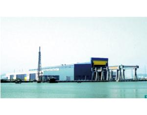 The construction project of China's first 1,000,000kw nuclear power base equipment-Dongfan