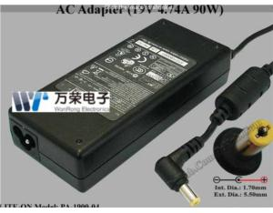 Pa-1900-04 Laptop AC Adapter for Liteon