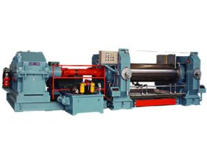 XK Series Mixing Mill for Rubbers