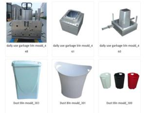 daily use garbage bin mould-5