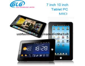 7 Inch Andriod 2.1 OS Tablet PC With 3G and HDMI