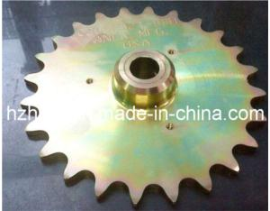 Zinc Plated Sprocket