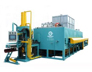 Billet Heating Furnace (Auxiliary Equipment for Aluminum Extrusion)