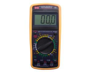 Digital Multimeter DT9208A 3 1/2
