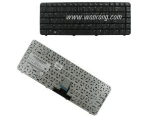 486654-001 for HP G50 Compaq Presario CQ50 Laptop Keyboard MP-05583US 486654-001 Black