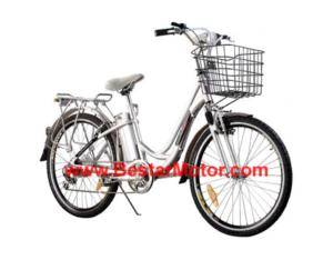 Electric Bicycle with Lithium Battery (TDF01Z-8B)
