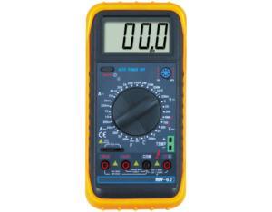 MY62 3 1/2 Digital Multimeter