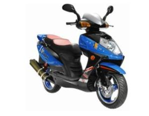 Gas Scooter (YL50QT-35D)