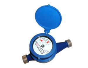 Rotary Vane Wheel Multi-Jet Dry-Dial Water Meter (LXSG-15~20)