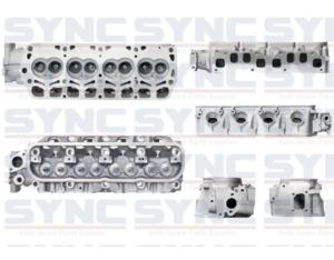 Toyota 491q Spare Parts Cylinder Heads 1110173020