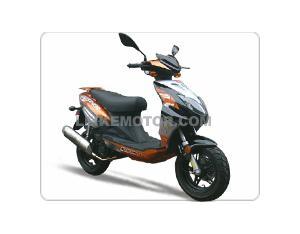 B09 (50CC/150CC EEC Motor Scooter)