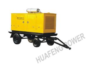 HF-Trailer Mobile Power Station