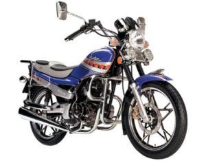 EEC/EPA/DOT Motorcycle with Suzuki Model (BD125-4A-I)