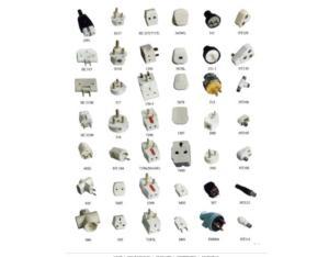 SWITCH LAMPHOLDER PLUG SOCKET(5)