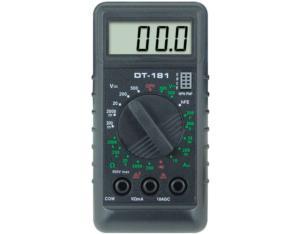 DT181 3 1/2 Digital Clamp Meter