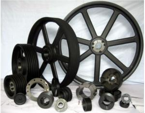 V Belt Pulley, Belt Pulley, Cast Iron Pulley