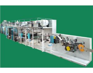 Full-Automatic Adult Diaper Machine (RL-CNK-100)