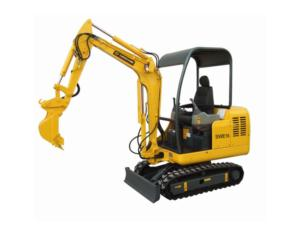 Mini Tracked Excavator (SWE16)