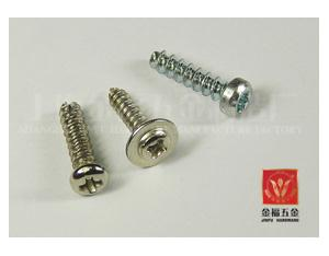 Washered Tapping Screw