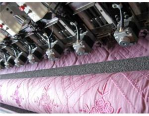 4-In-1 Quilting Embroidery Machine