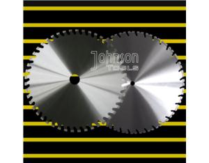 600mm Laser Saw Blade: Wall Saw Blade With Tapered U (1.6.1.1)