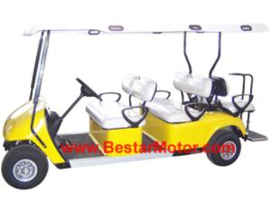 6-Seater Electric Golf Cart (418GD-2)