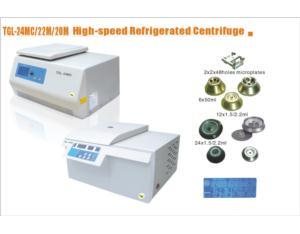 High Speed Refrigerated Centrifuge (TGL-22M)