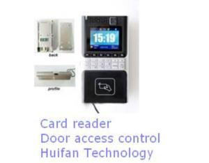 Proximity Card Door Access Control HF-K9 GPRS, Mifare Card, Optional