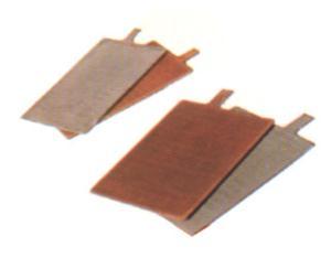 Lead-Calciumlead-Antimony Alloy Plate