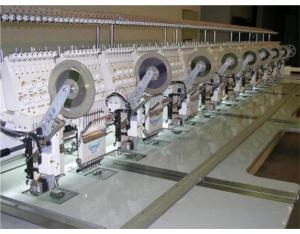 RP Tufting Flat Sequins Embroideing Combined Machinery