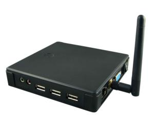 Embedded Wireless Thin Client, Wince PC Station T680W