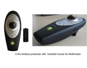 2.4g Wireless Laser Pointer / Presenter (PRTC3011)