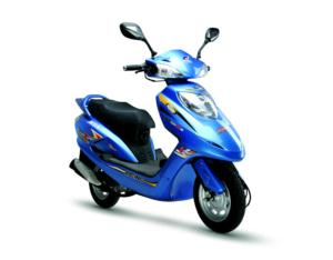 Gas scooter (JD50QT-39)