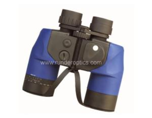 7x50 Floating Binoculars with Compass and Inter Range Finder (N750C-6)