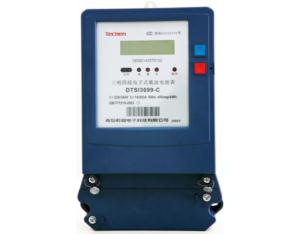 Three Phase Electronic Carrier Energy Meter (DTSI3699)