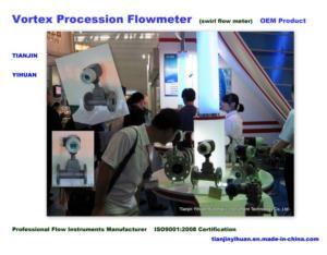 Vortex & Swirl Flowmeter (YHLX)