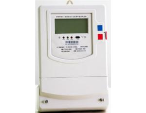 Three Phase Multi-Rate Carrier Wave Electricity Meter (DTSIF3699)