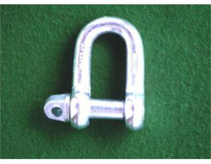 LARGE DEE SHACKLE BS3032