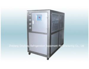 Air Cooling-Flooded Type Scroll Style Chiller (QLB-XXFM)