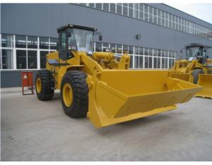 Wheel Loader With 4 in 1 Bucket (ZH-956)