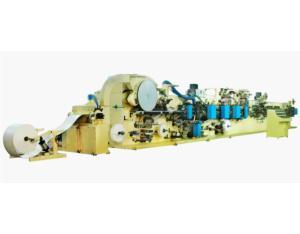 High Speed Sanitary Napkin Machine (RL-WSJ-500)