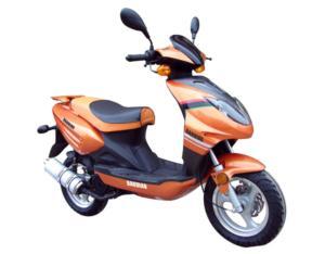 Gas Scooter (BD125T-2A-IX)